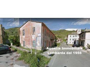 (rif.eu) Grande fabbricato da ristrutturare in Fontanabuona